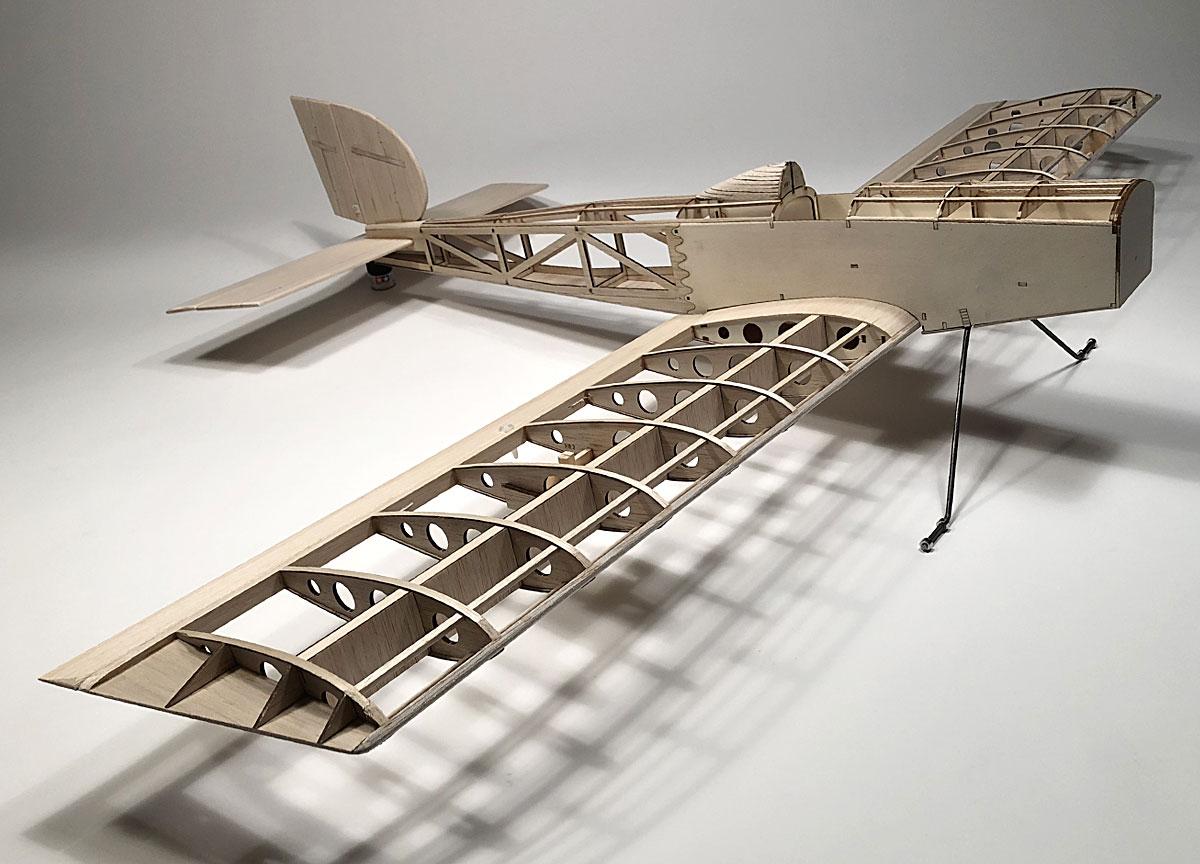 Old School Model Works : Sky Ranger 40